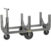 Little Giant Bar Cradle Truck With Pushbar Handle