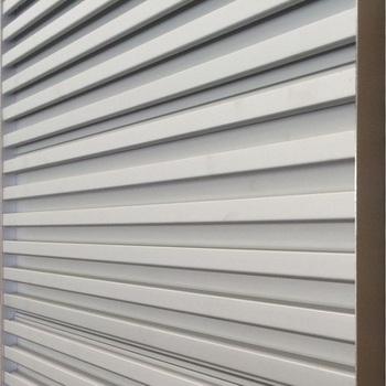 Aluminum Slatwall Panels F E Bennett Co