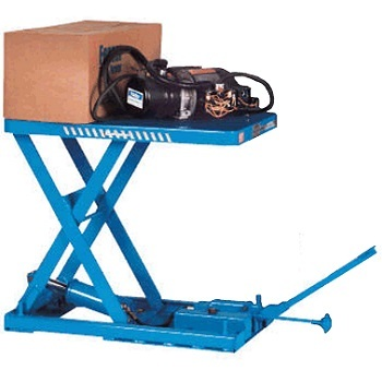Bishamon X Series Compact Scissor Lift Tables