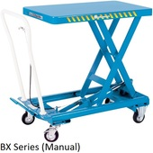 Bishamon MobiLift™ Mobile Lift Tables
