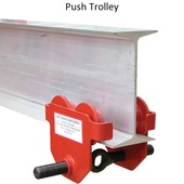 Vestil Low Profile Manual Trolleys