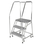 Cotterman Aluminum Safety Ladders