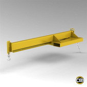 CBI Fork Mounted Rigid Booms