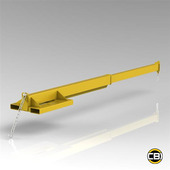 CBI Fork Mounted Extension Booms