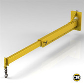 CBI Class II Carriage Mounted Extension Booms