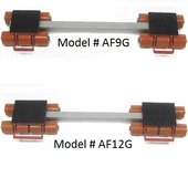 Amital G-Series Adjustable Rear Rollers