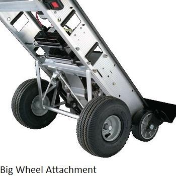 Escalera stair climbing hand truck accessories f e for Motorized hand truck rental