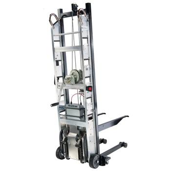 Escalera Electric Stair Climbing Forklift F E Bennett Co
