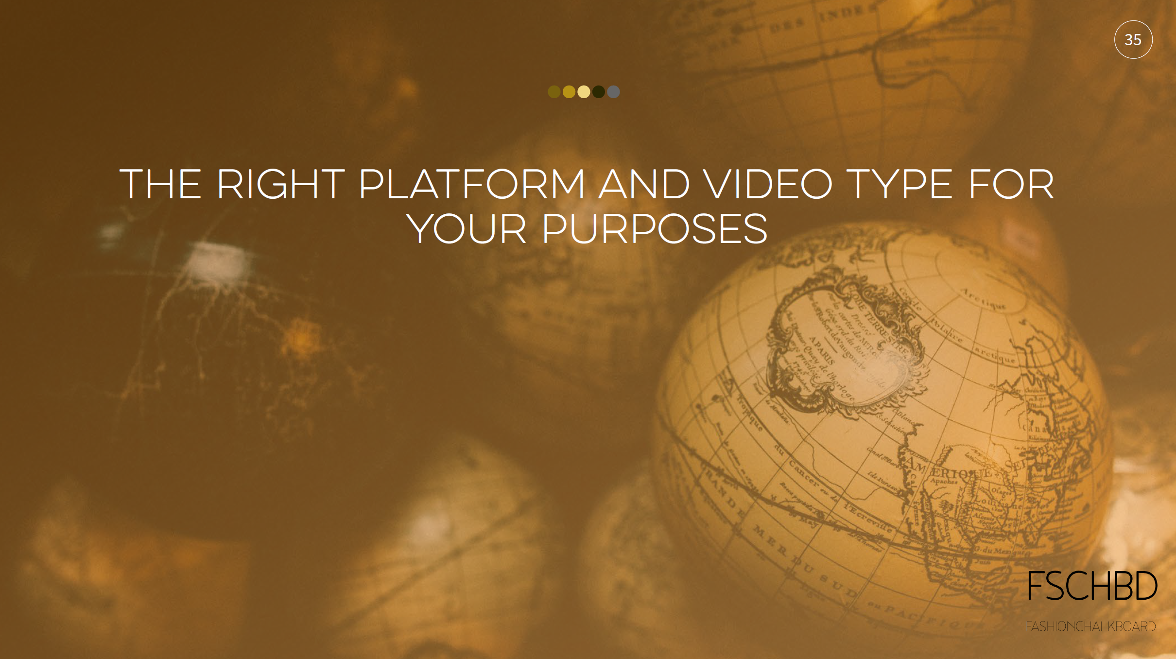 what platform is right for your video content