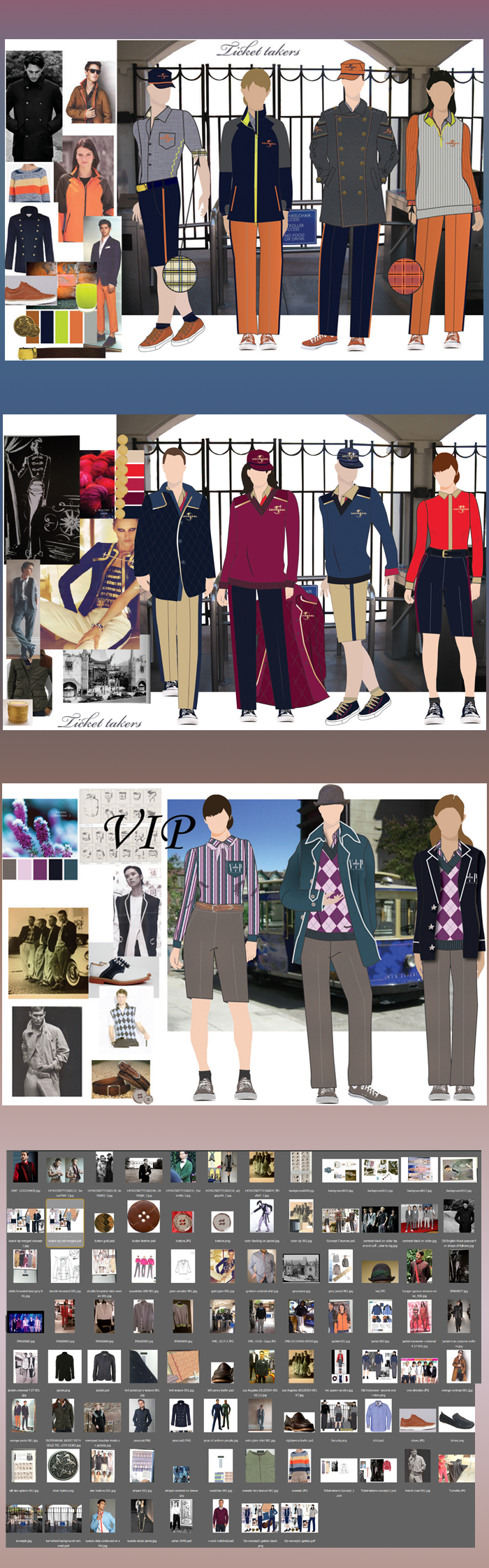 universal-studios-uniform-fashion-illustration