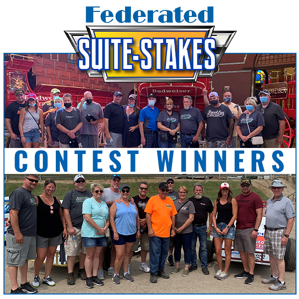 Federated Suite-Stakes Contest Winners