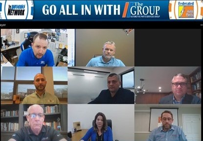 Automotive Parts Services Group virtual national conference and expo