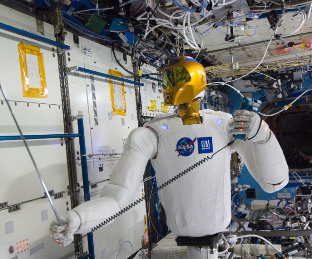 nasa iss robot new - photo #6