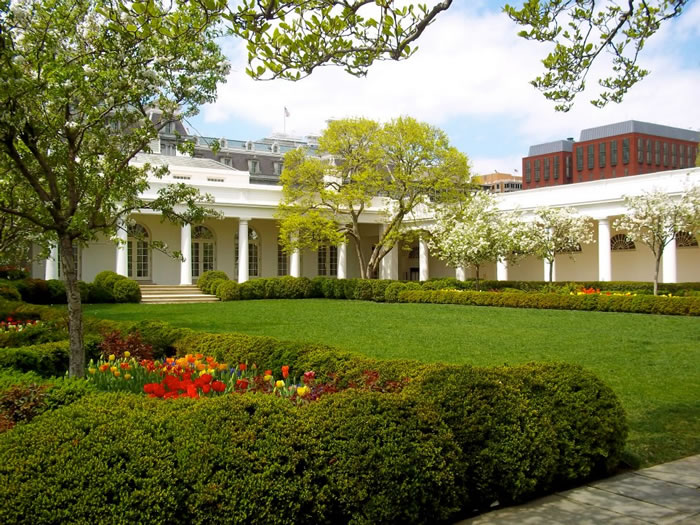 White House Garden Tour Tickets