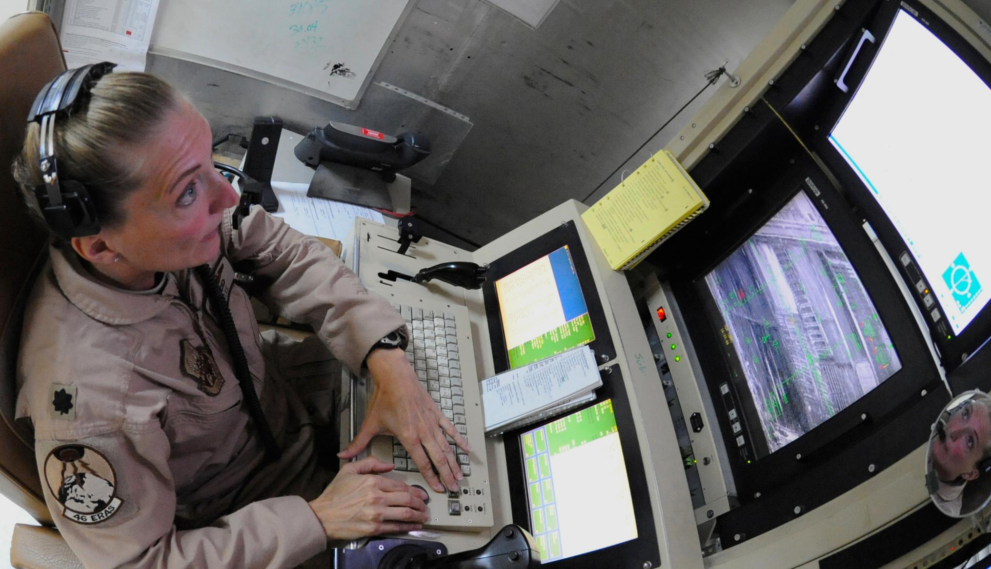 Air Force Drone Pilot >> Stressed Air Force Moves To Retain Drone Pilots Fedscoop