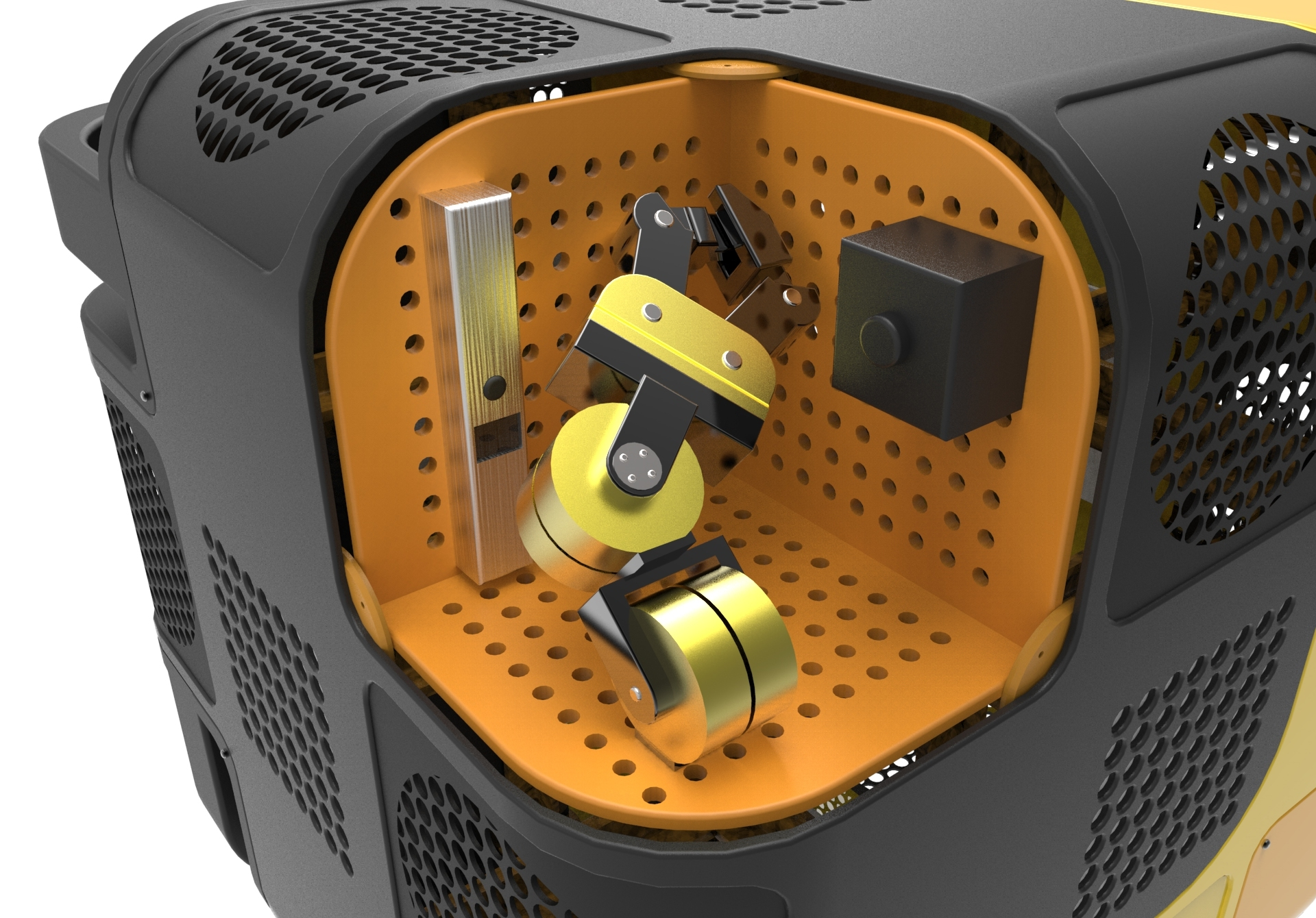 NASA crowdsourcing design of robotic arm - FedScoop