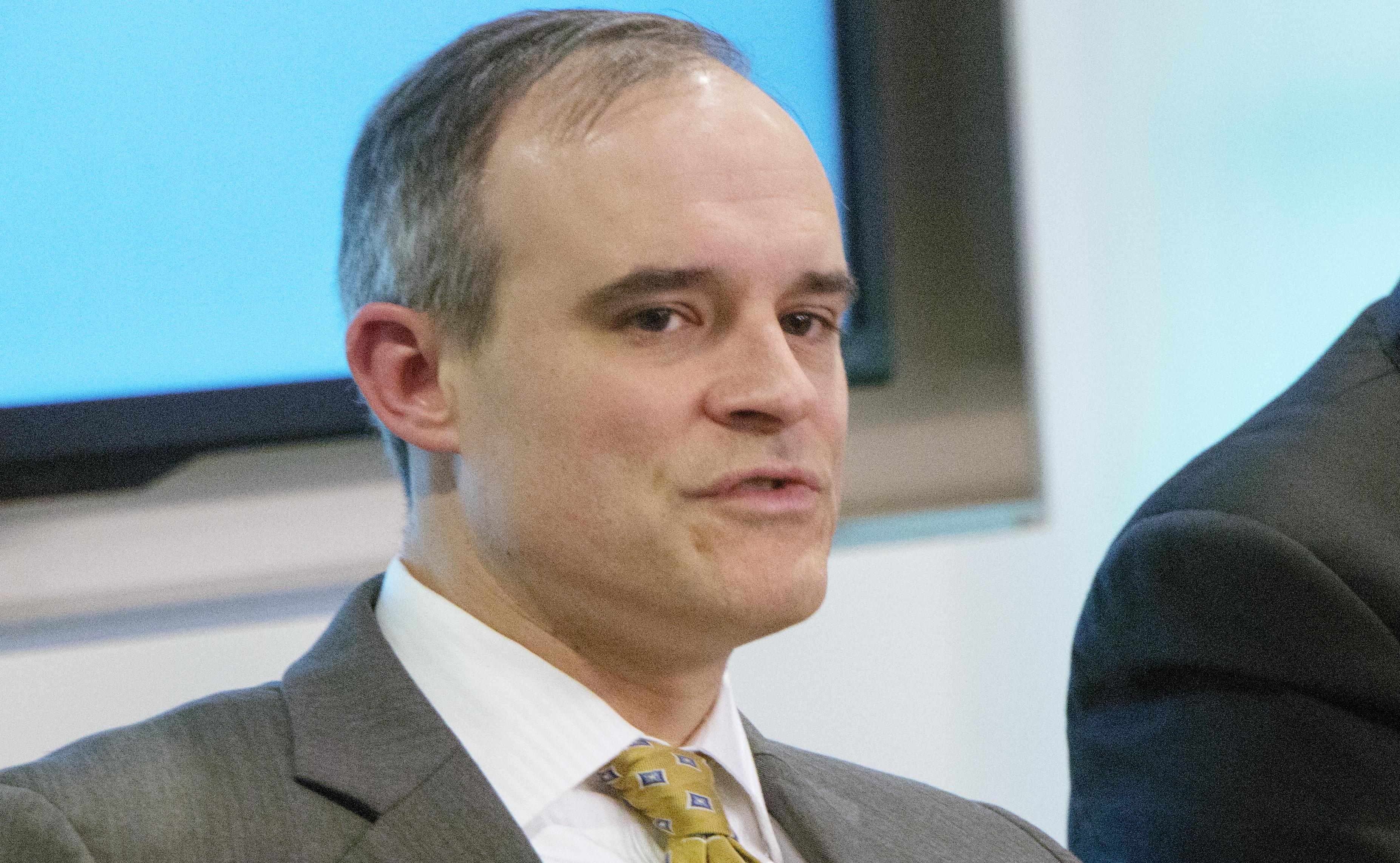 J Michael Daniel Obama S Cybersecurity Czar To Head