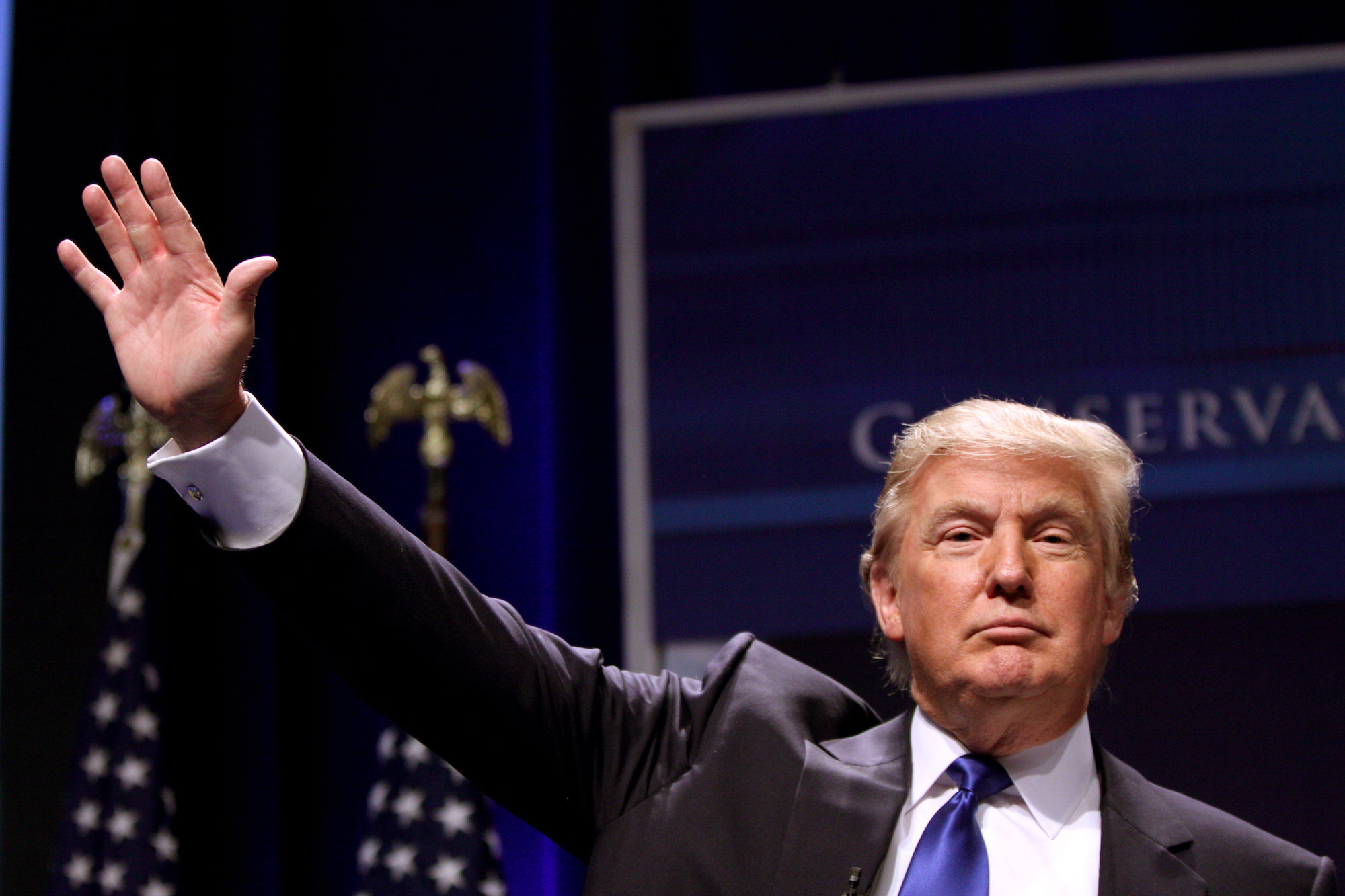 If Trump wins reelection, his management agenda will emphasize data, emerging tech