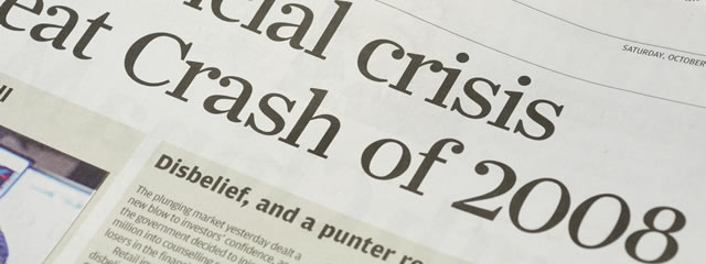the 2008 financial crisis When the wall street evangelists started preaching no bailout for you before the collapse of british bank northern rock, they hardly knew that history would ultimately have the last laugh the us government then came out with national economic stabilization act of 2008, which created a corpus of $700 billion to purchase distressed assets,.