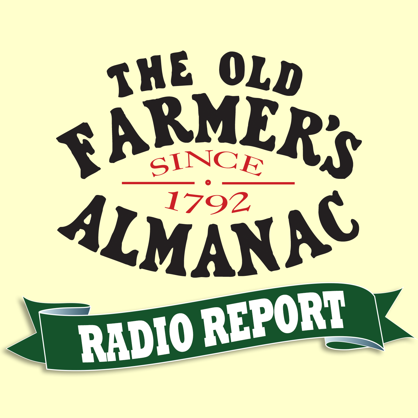 The Old Farmer's Almanac Radio Report