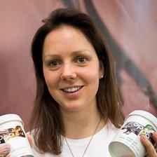 Plum Turner, Marketing & Communications Manager, Oppo Ice Cream