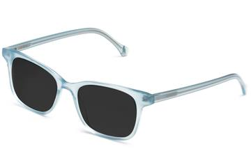 Hopper sunglasses in seneca mist viewed from angle