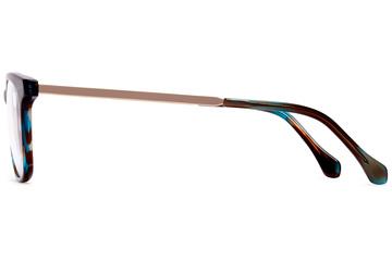 Hopper eyeglasses in tide pool viewed from side