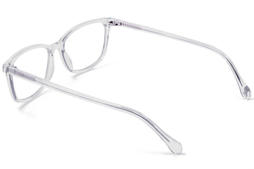 Faraday eyeglasses in panorama viewed from angle
