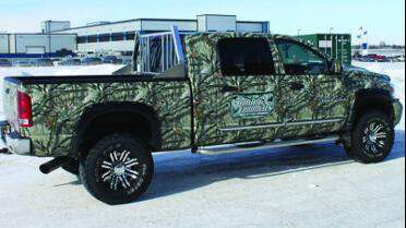 Mossy Oak Break-UP Infinity wrap. Photo courtesy of Mossy Oak.