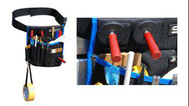 SOTT Tool Bag in use. Photo courtesy of SOTT.