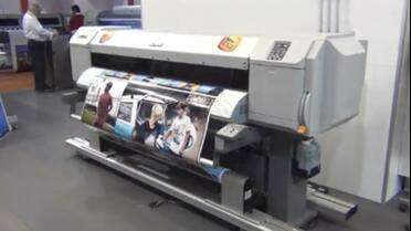 "Mutoh 64"" ValueJet 1624. Photo courtesy of Mutoh."