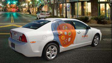 Arlon DPF 4600LX X-Scape printed wrap. Photo courtesy of Arlon.