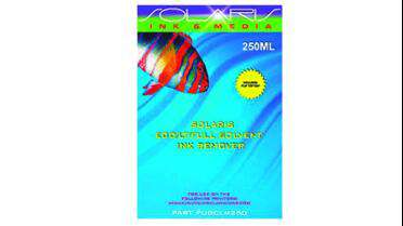 Solaris 250 ml Bottle Ink Remover