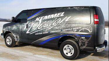 Wrapped in 3M IJ180C & 8520 by Kemmel Design (kemmeldesign.com)