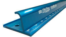 Image One Impact Big Blue Safety Ruler.