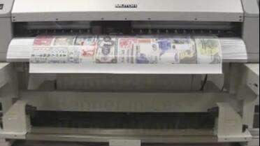 "Mutoh 64"" ValueJet 1638 Dual Head"