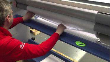 "Seal 54"" Base Laminator. Photo courtesy of Seal."