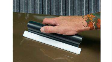 3M CPA-1 Power Grip Felt Wrapped Squeegee.