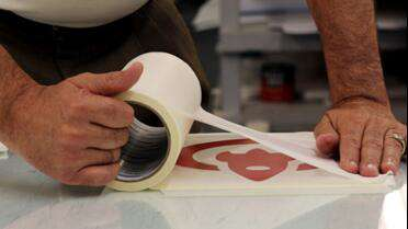 PerfecTear Plus High Tack GXP 775. Photo courtesy of Main Tape.