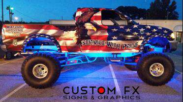 Wrapped with Arlon DPF 6000XRP by Custom FX Graphics (customfx-graphics.com)