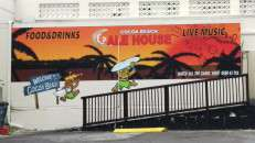MACtac High-Tack RB528H printed wall wrap by Jus Wrap It, Cocoa, FL.