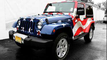 Wrapped with Arlon DPF 6000XRP by SunPro Graphics (sunprographics.com)