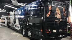 3M IJ3552C printed bus wrap. Photo courtesy of Wrap Artist (wrapartist.com)