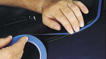 3M 471 Striping Tape. Photo courtesy of 3M.