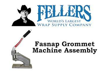 fasnap grommet machine