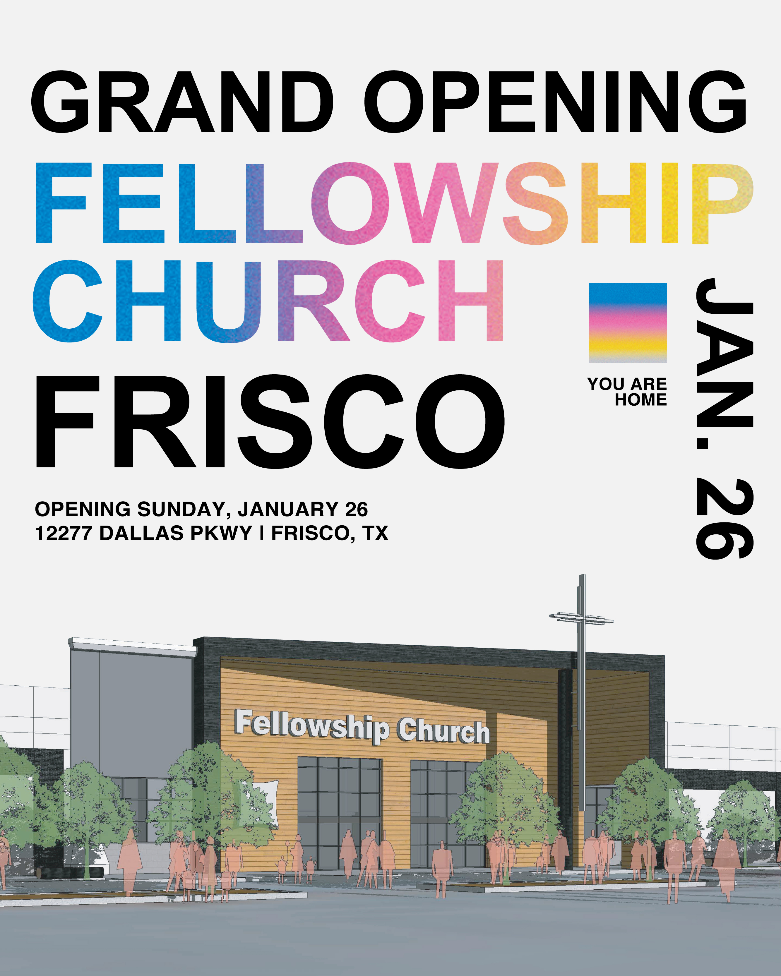 Frisco Grand Opening