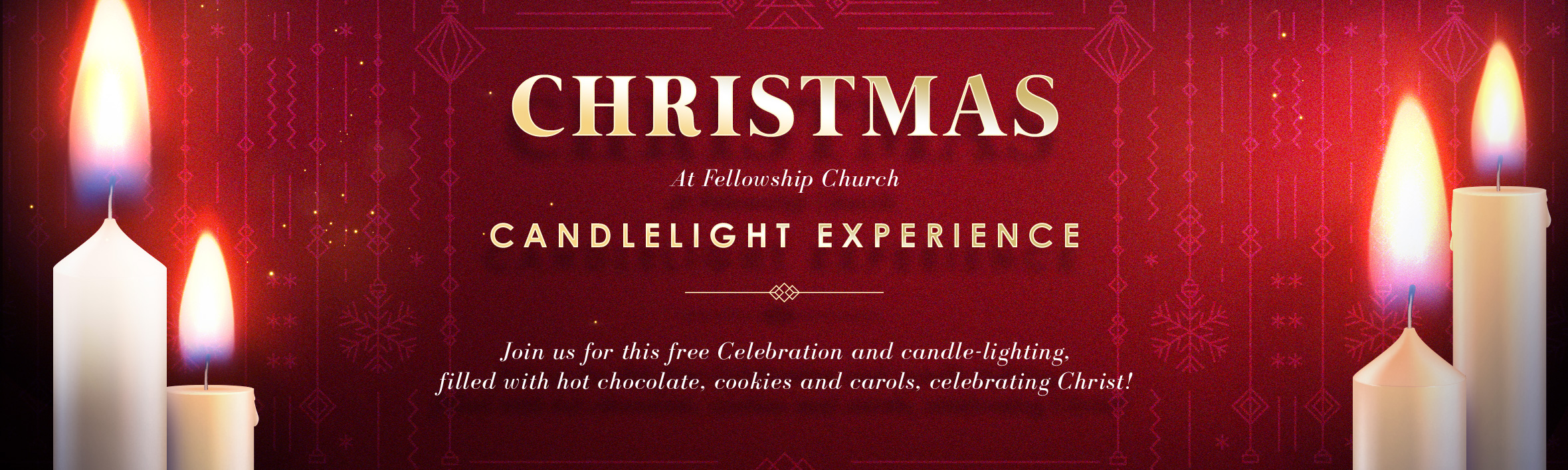 Christmas Candlelight Experiences