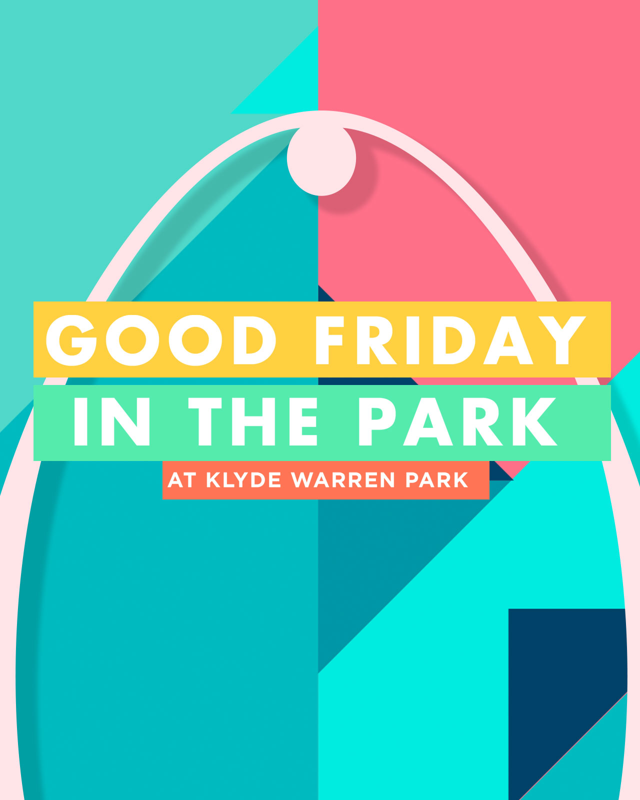 Good Friday In The Park