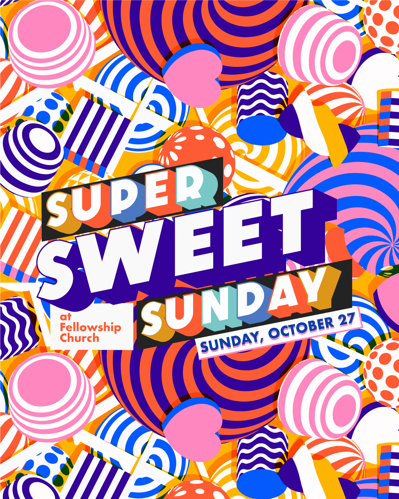 Super Sweet Sunday