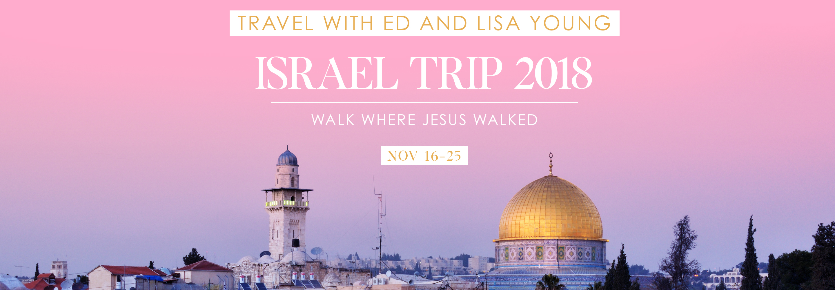 Is It Safe To Travel To Israel